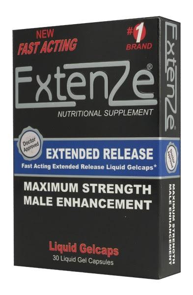 extenze box